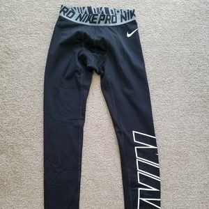 NWOT Nike Pro Fleece Lined Pants